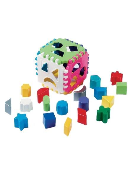 Detská vkladacia kocka