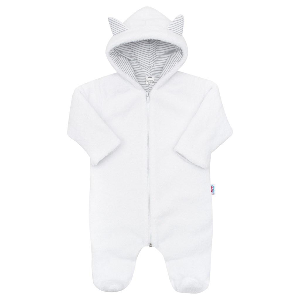 Luxusný detský zimný overal New Baby Snowy collection
