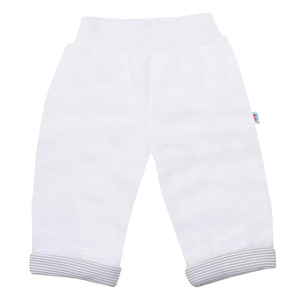 Luxusné detské zimné tepláčky New Baby Snowy collection