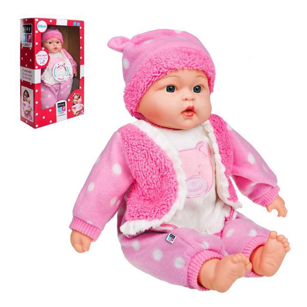 Slovensky hovoriaca a spievajúca bábika Marika