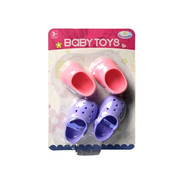 Obuv pre bábiky cca 40cm