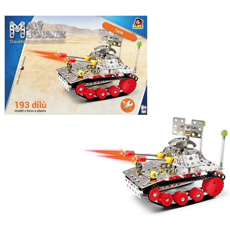 Malý mechanik - Tank