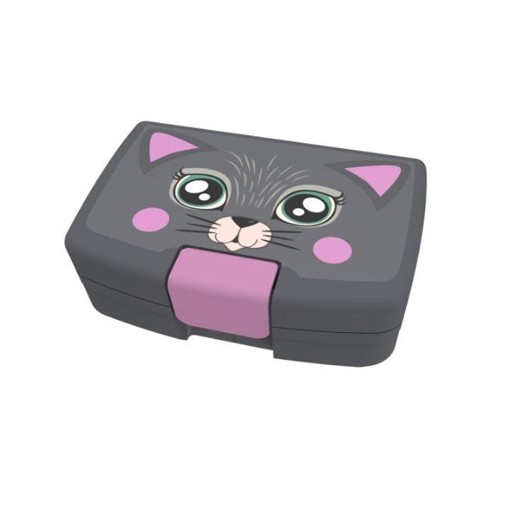 Box na desiatu - mačka