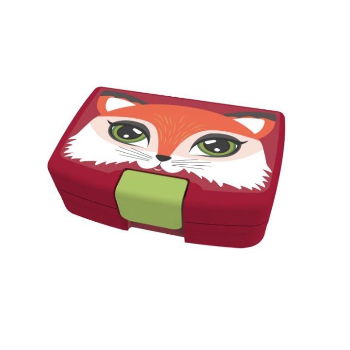 Box na desiatu - líška