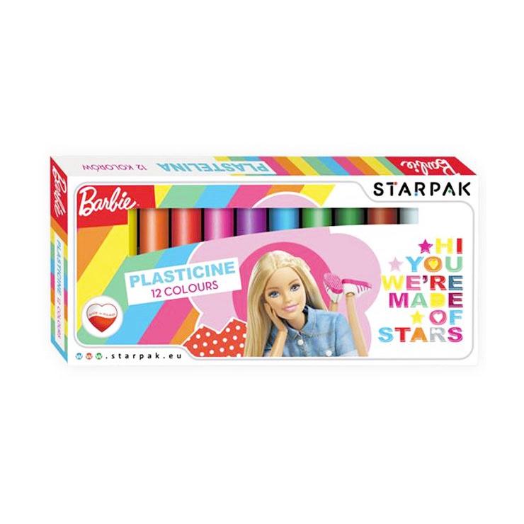 Plastelína Barbie