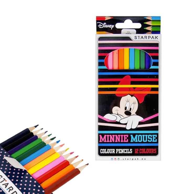 Ceruzky Minnie 12ks