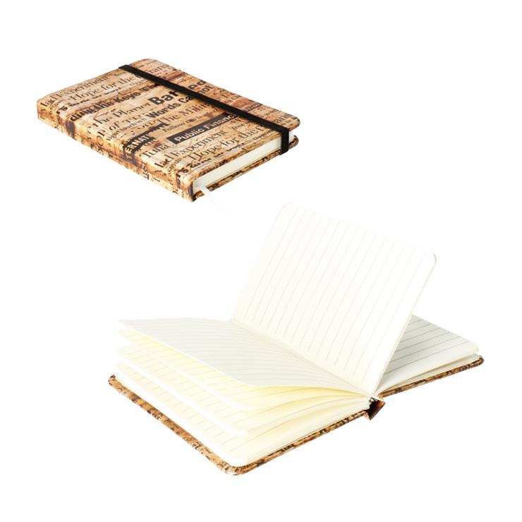 Zápisník s gumou