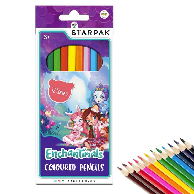 Pastelky Enchantimals