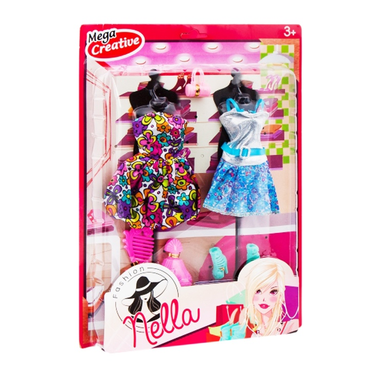 Šaty pre bábiku