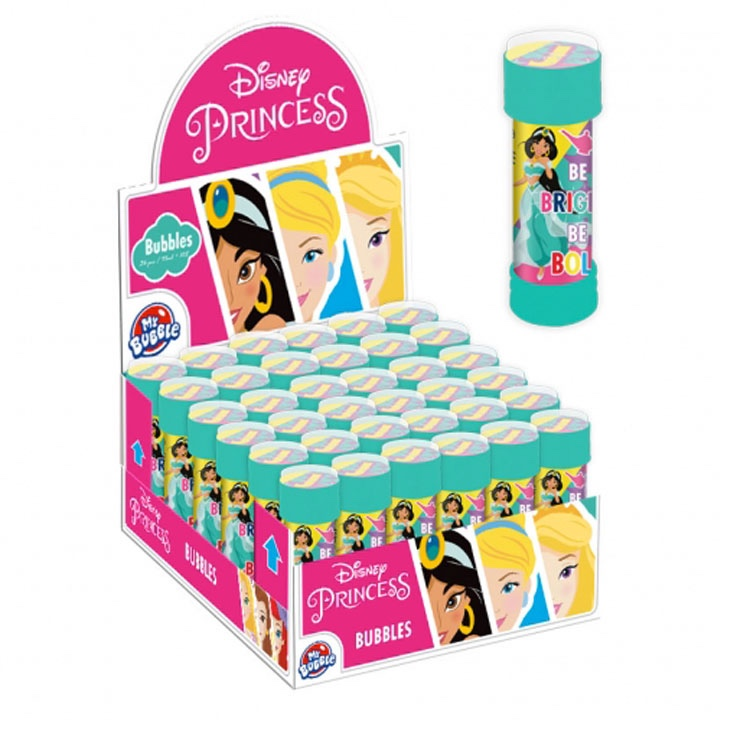 Bublifuk Disney Princezné