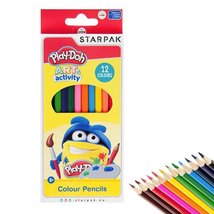 Pastelky Play-Doh