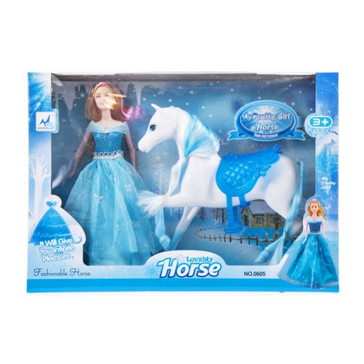Koník a Ľadová bábika
