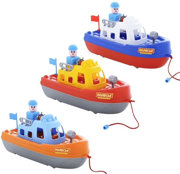 Loďka Patrola