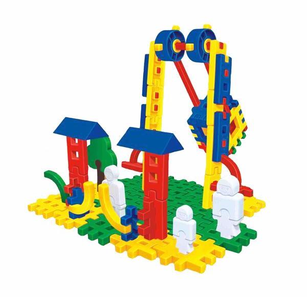 Stavebnica Blok Lunapark 2-107