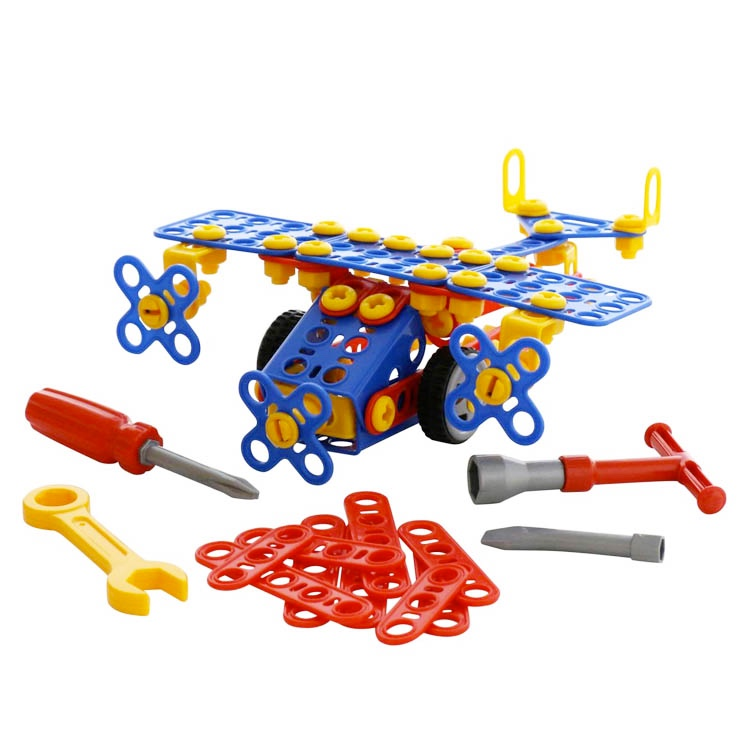 Stavebnica Mladý inžinier lietadlo