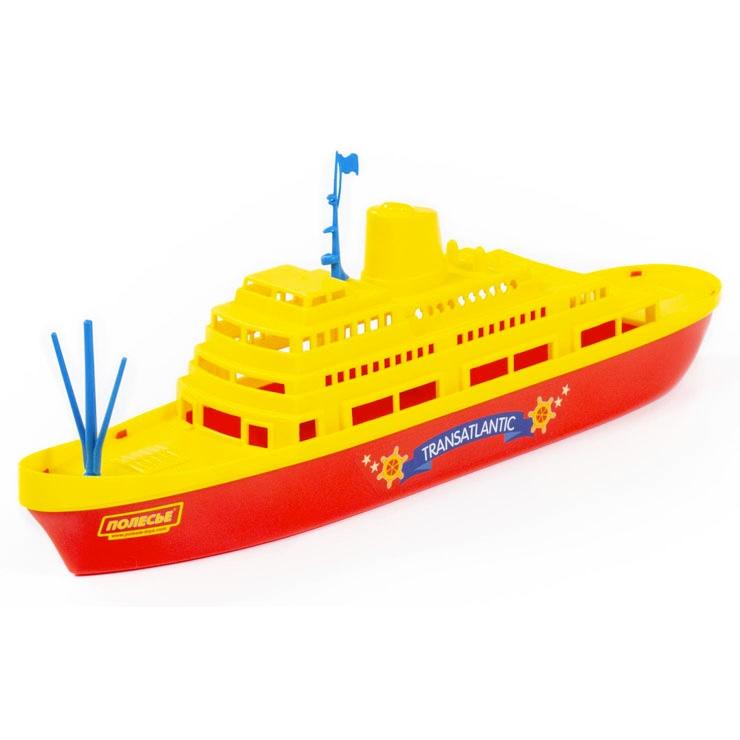 Detská Loď Transatlantic Liner