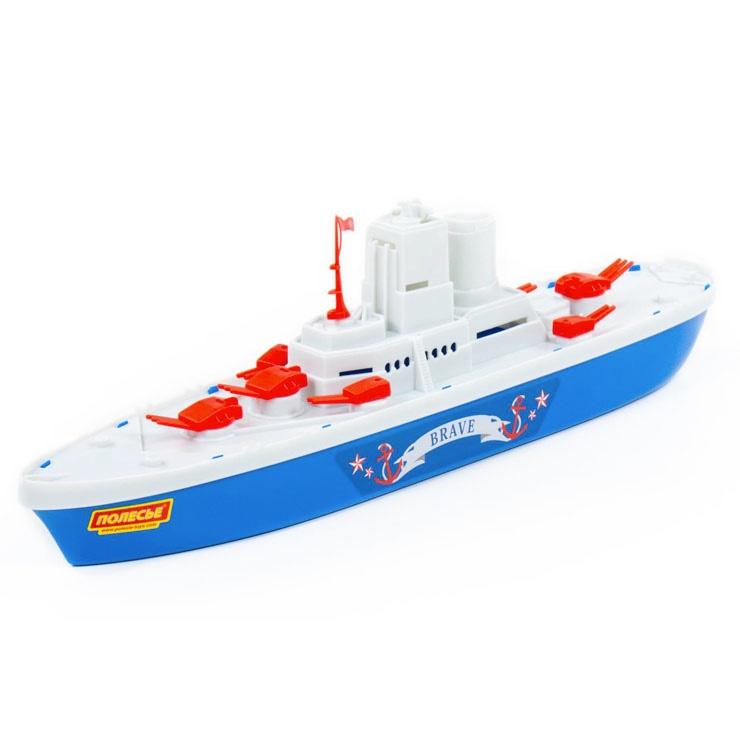 Detská Bojová Loď BRAVE