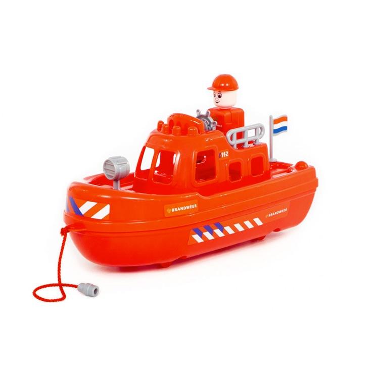 Detská Loďka Patrol Hasiči
