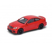 1:34 Mercedes Benz C63 AMG Coupe Black Edition